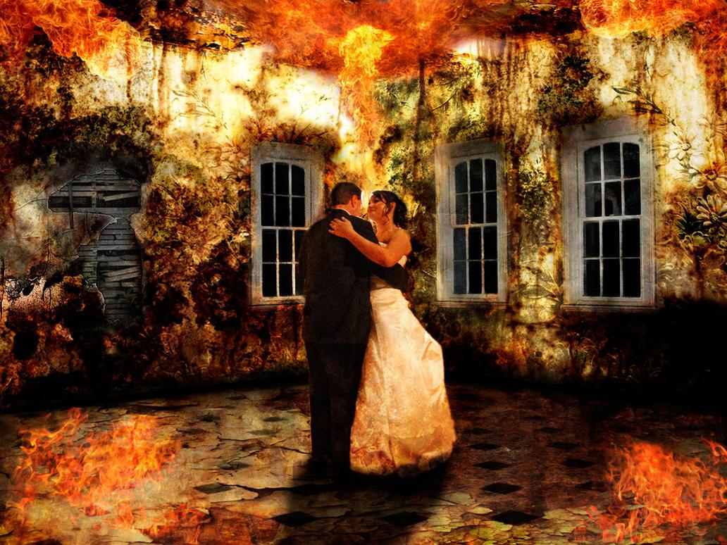 Slow Dancing In A Burning Room By Bedtimebear On Deviantart