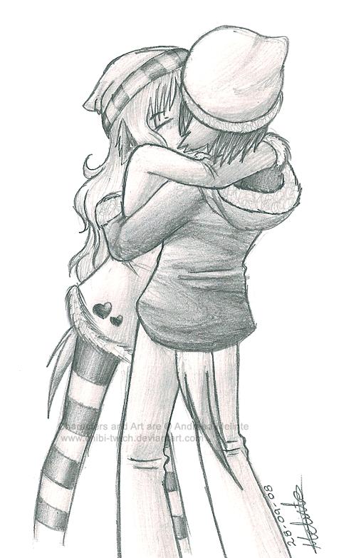 Kiss :: by KrisiChiki