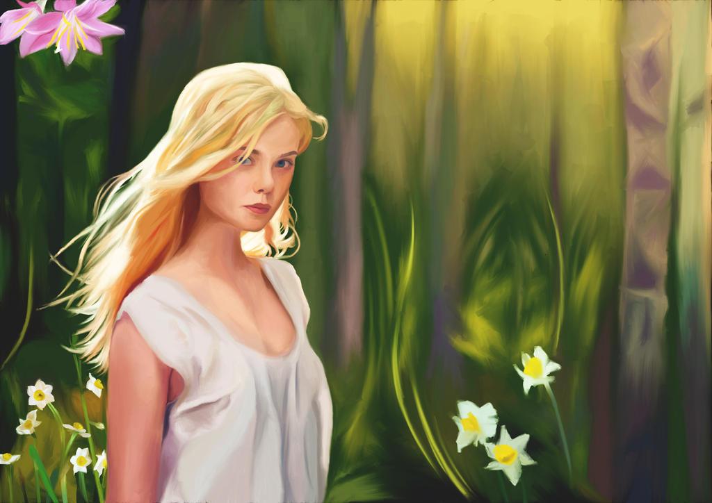 Ophelia by chloe002727