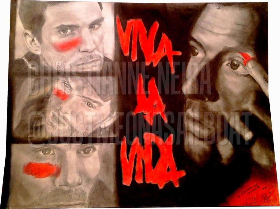 Coldplay Viva La Vida by justmeonasailboat
