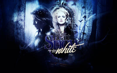 snow white wallpaper 1