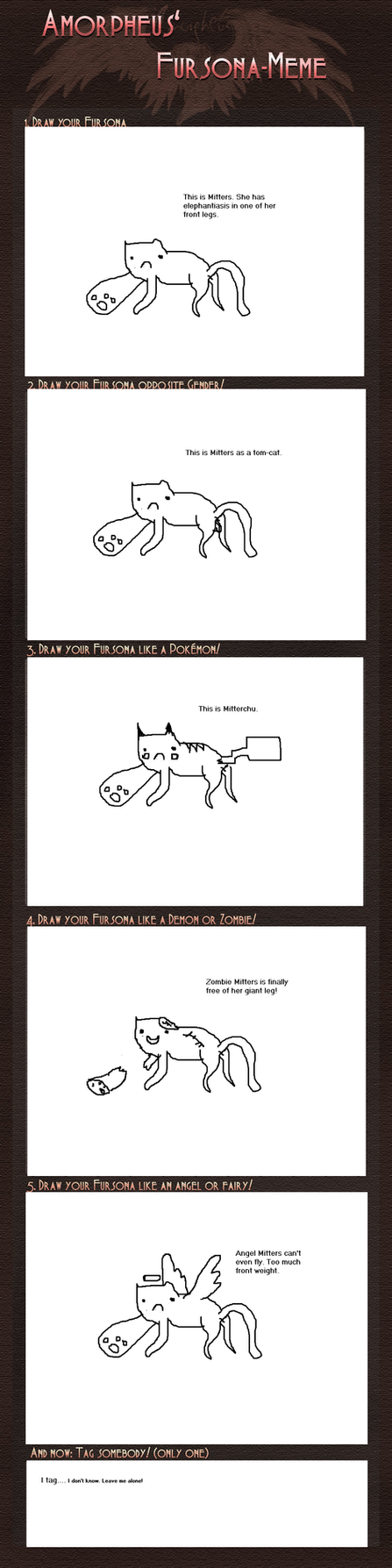 Fursona Meme by Woofs-Four-Ever