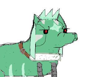 Art Trade with *Kykyru