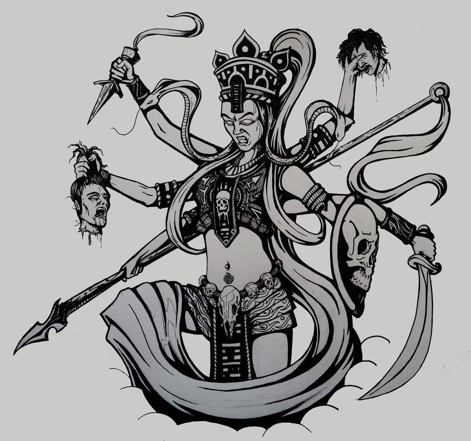 Kali By Bozrocket On DeviantArt