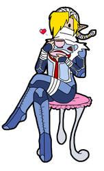 Tea Shiek by Humanoid-Magpie