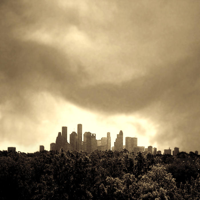 Gotham city by foureyestock