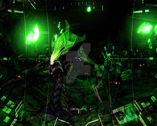 Zerg Rush by DareDesignStudio