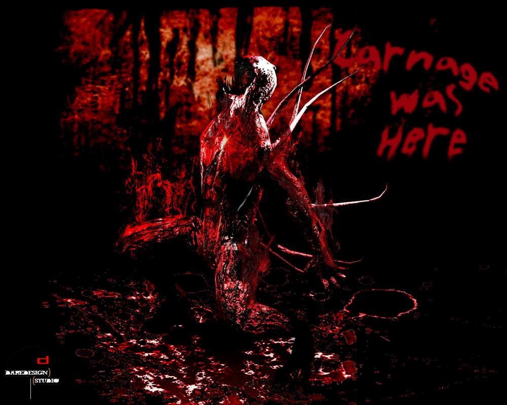 Carnage Darkest Days by DareDesignStudio