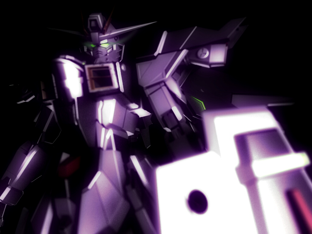 Gundam Freedom Variant by DareDesignStudio