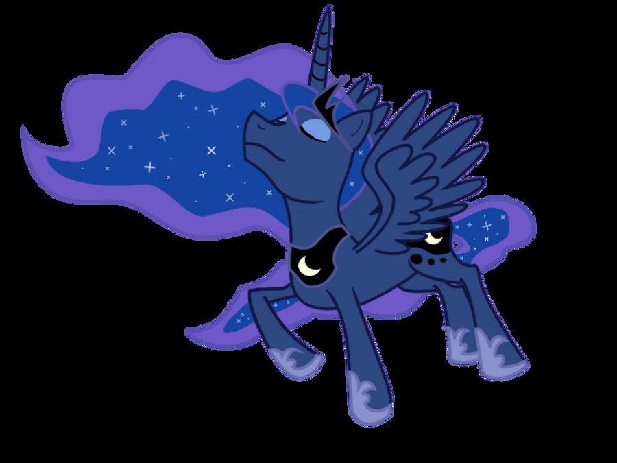 Princess Luna by j3-proto