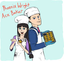 Phoenix Wright: Ace Baker