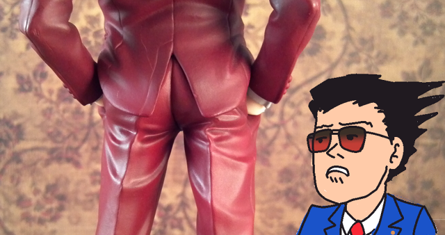 tfw Edgeworth has Dat Ass by j3-proto