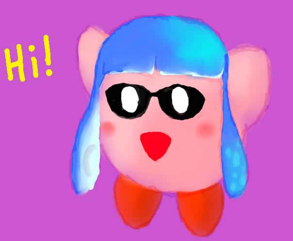 Kirby Inkling by j3-proto