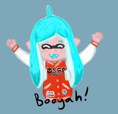 Booyah! by j3-proto