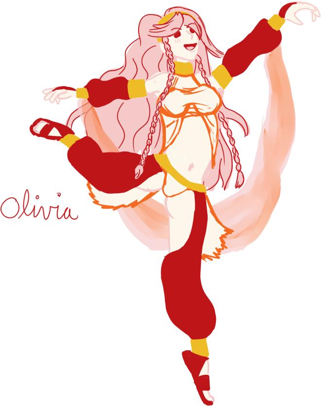 Olivia by j3-proto