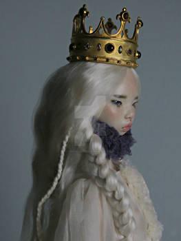 Moth doll by FragileDolls