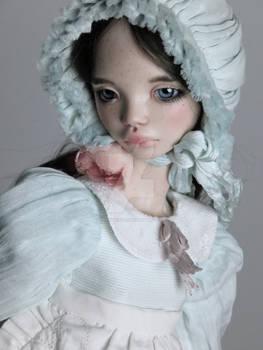 Porcelain bjd doll by FragileDolls