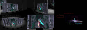 NEW MMD LIVE STAGE