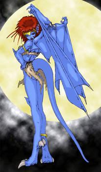Demona color version