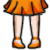 FREE Avatar - Sailor Venus Shoes by Flusjaa