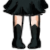 FREE Avatar - Sailor Pluto Shoes by Flusjaa