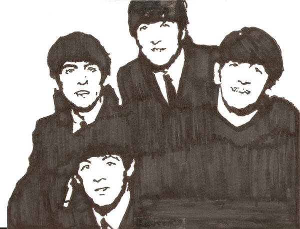 The Beatles by Missy8Izzy