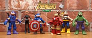 Marvel's Avengers TMNT