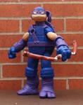 Hawkeye TMNT
