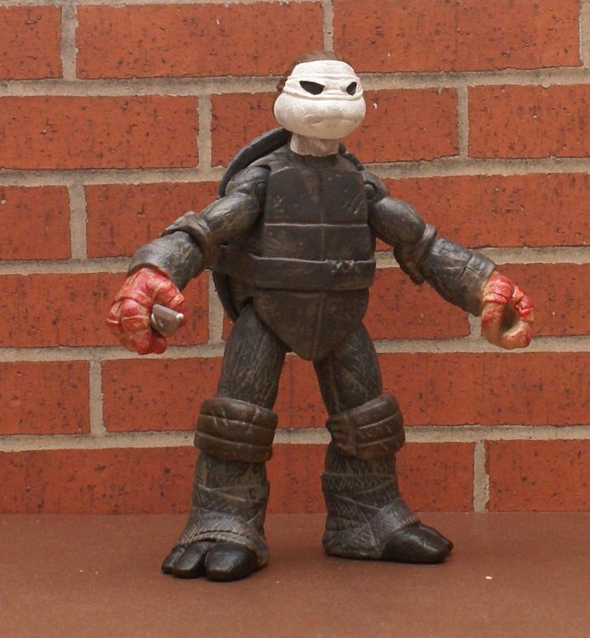 Michael Myers Halloween Tmnt By Goose360 On Deviantart