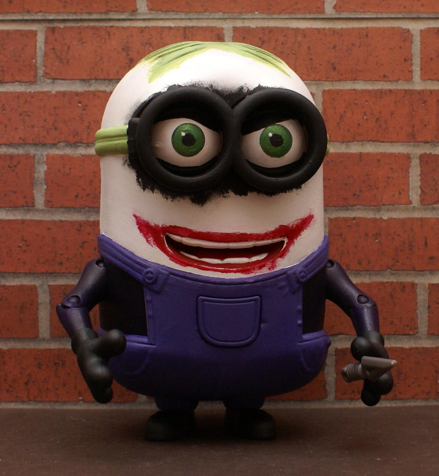 Joker Minion by goose360