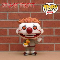 Funko POP Custom ErnieWise the Clown