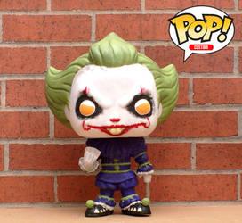 Funko POP Custom Joker Pennywise
