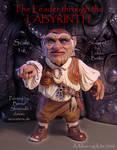 Labyrinth Hoggle figure