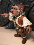 Labyrinth Hoggle figure side 2