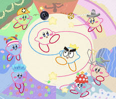 Kirby - Extra Epic Yarn by EeveeFromKalos123