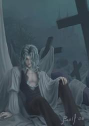 Gift for Novel_Alone by Belfagor-nya
