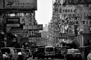 City Texture II by ZacaX