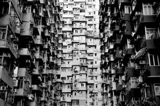 City Texture VI