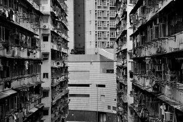 City Texture VII