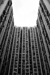 City Texture IX