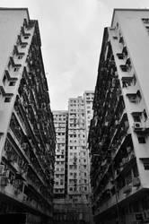 City Texture XI