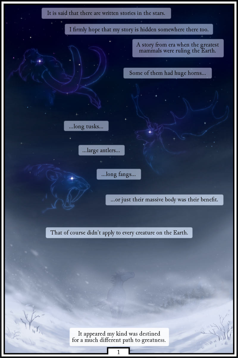 /Horse Age/ Intro Page 1
