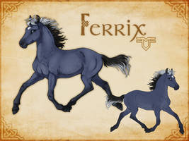 [FHS] Ferrix by BUGHS-22