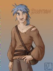 Dustian aka Dusty by BUGHS-22