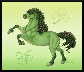 St.Patrick Horse