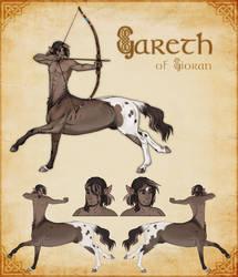 [WoC] Gareth ID