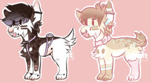 . another dog adopts - CLOSED by kor-ka