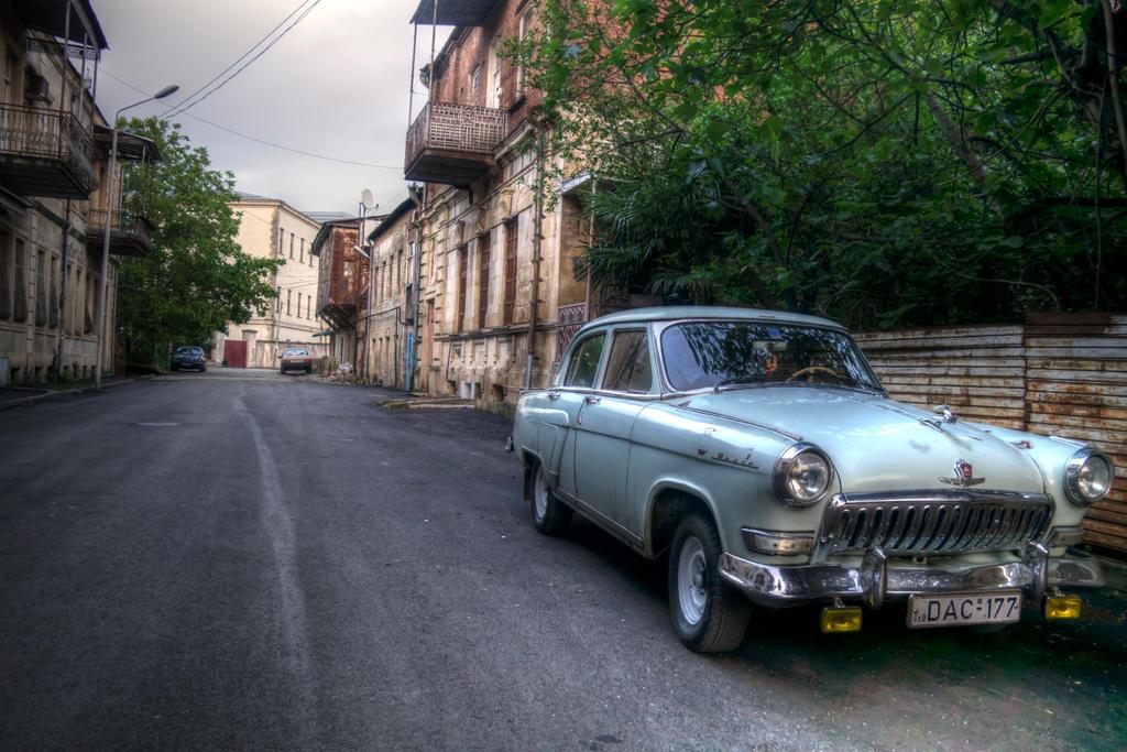 Volga in Kutaisi by FinnianTerra