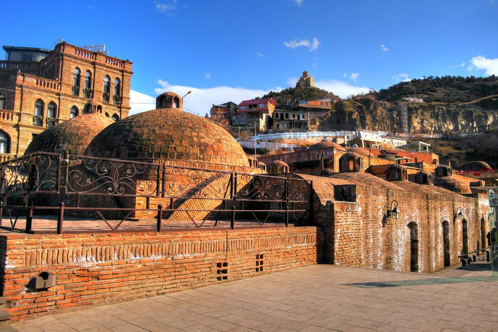 Tbilisi HDR by FinnianTerra