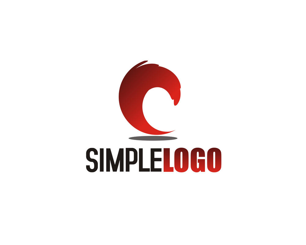 Simple Logo Design By Devartzdesign On Deviantart